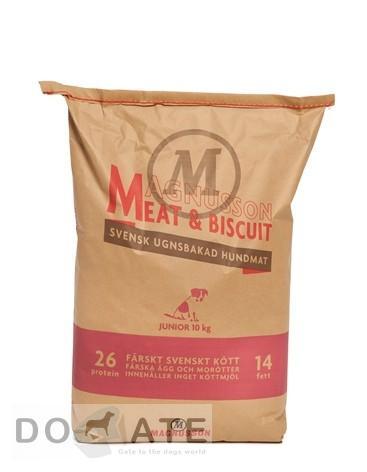 Magnusson Meat  Biscuit Junior 10 Kg